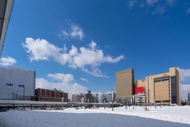 北海道は旭川に行ってきました