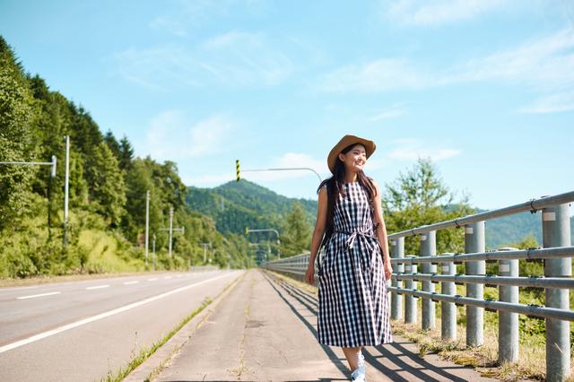 一番行った回数が多いのは北海道