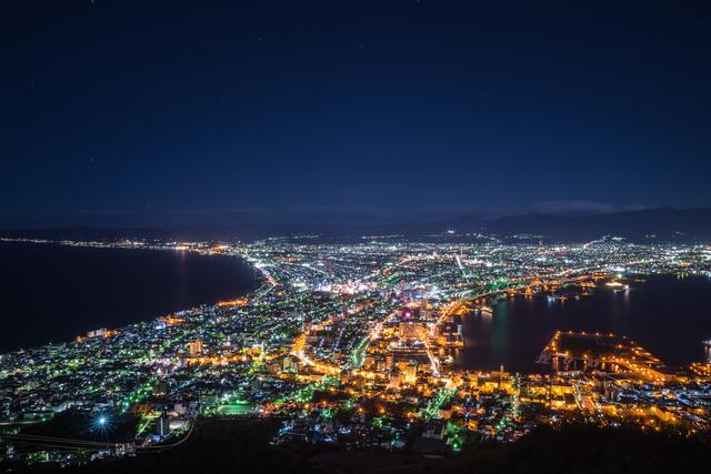 北海道に魅せられ
