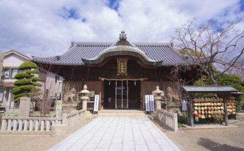 柿本神社(明石)