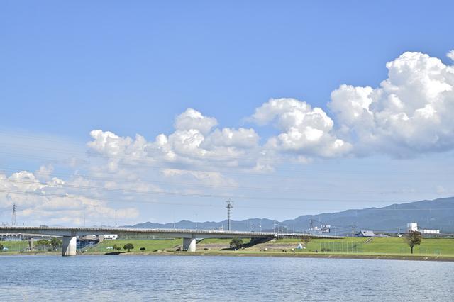 筑後川(久留米)