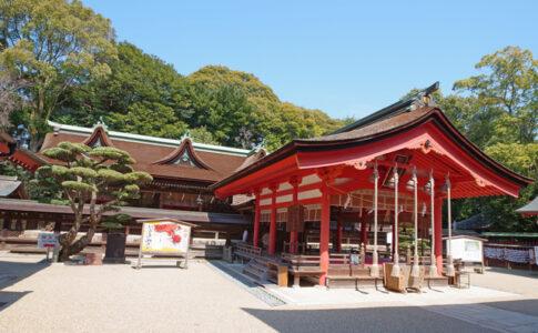 住吉神社(下関)