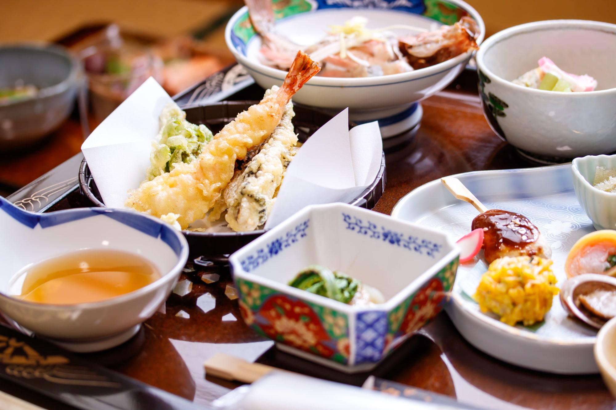 高崎には和食の美味しいお店がたくさんある