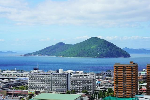 鬼ヶ島(女木島)