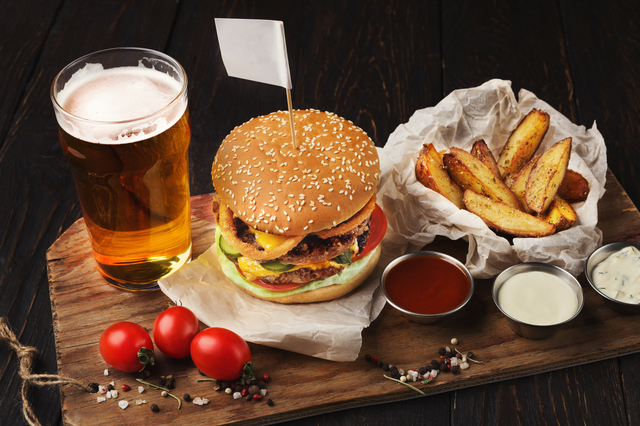 Burger&Bar アスタマニアナ