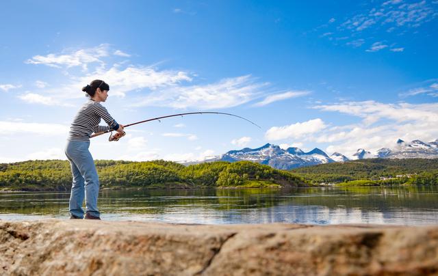 一度きりのつもりで始めた釣り