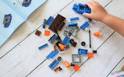 レゴといえば『ブロックを組み立てる』