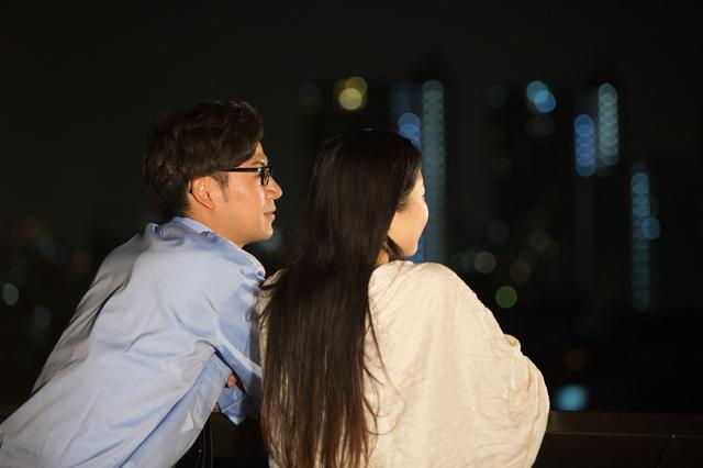 天体観測を始めるうちに、素敵な女性との出会いが見つかるなんて