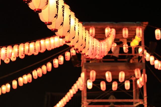 全恵比寿納涼盆踊大会