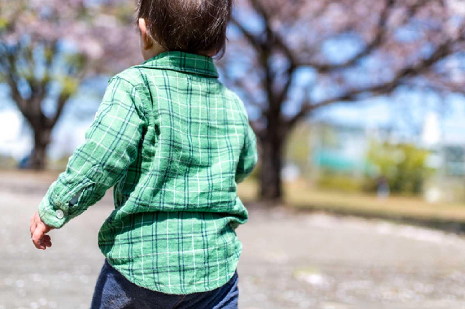 福岡では病弱な幼少期を過ごされています