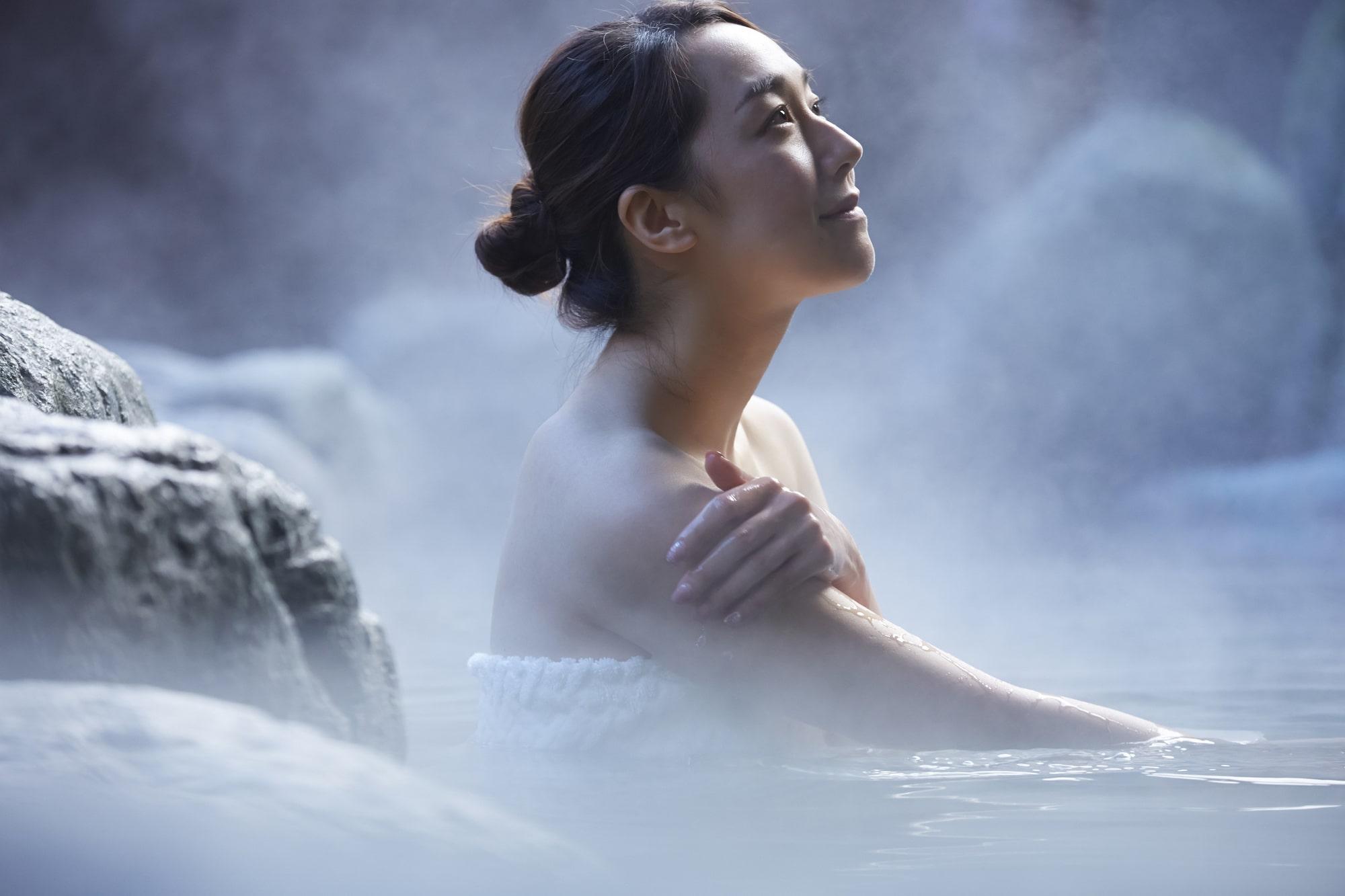 日本人なら温泉に魅力を感じる