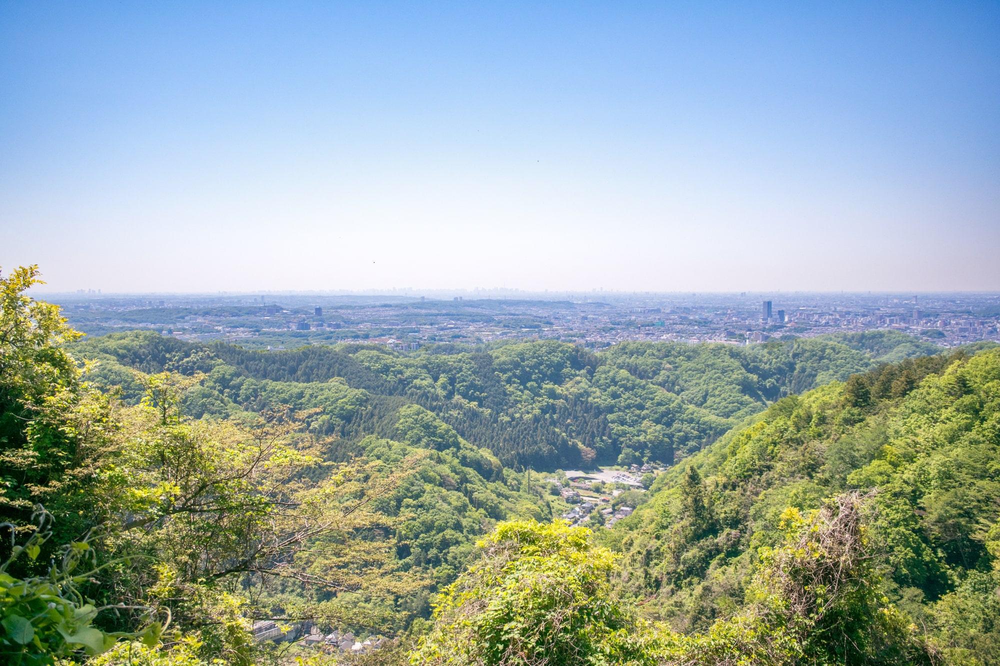 高尾山といえば、高すぎず低すぎず、お手軽に登山感を感じられる登山スポット