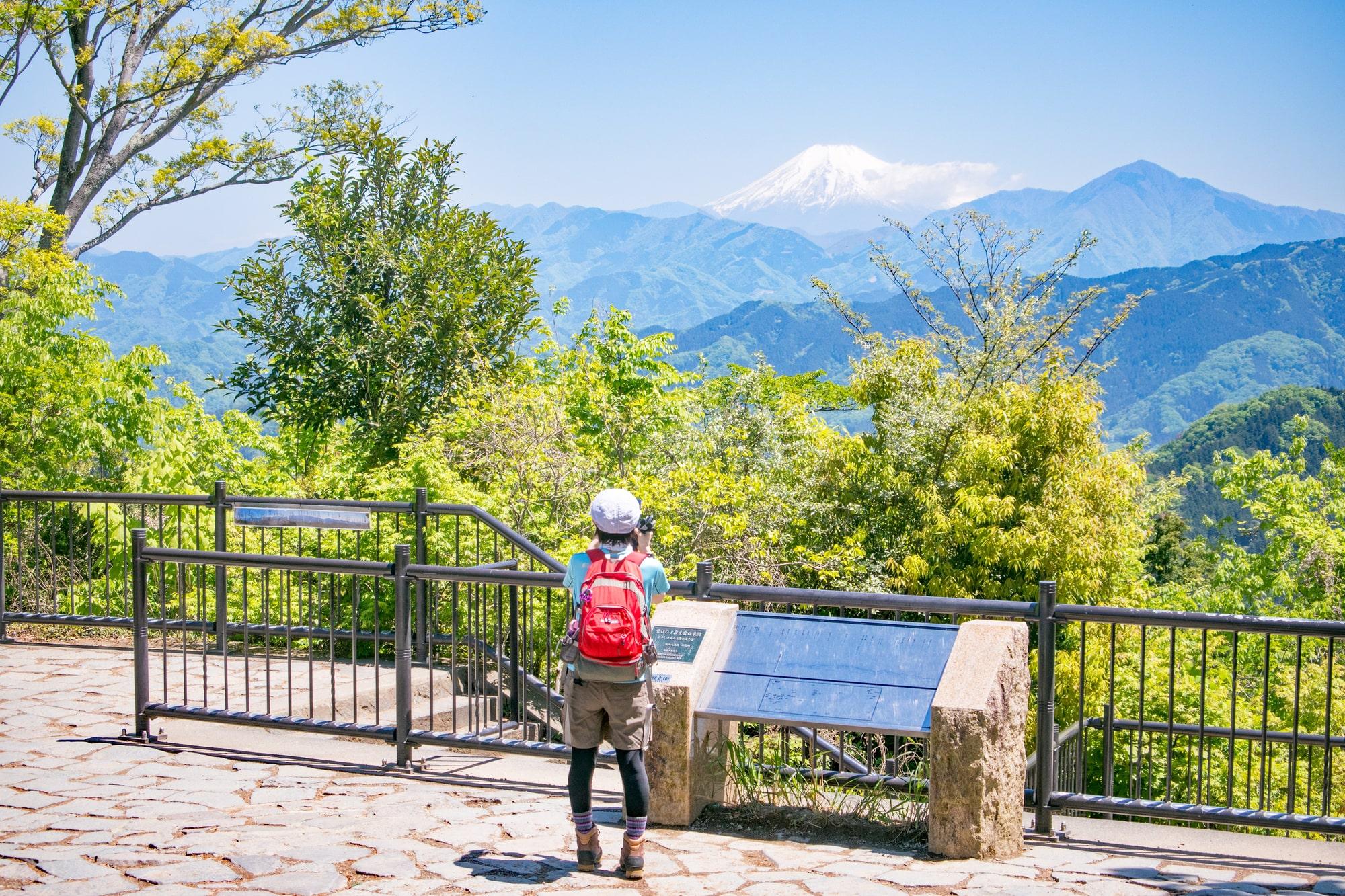 高尾山、一言でまとめると、「ちょうどいい」山