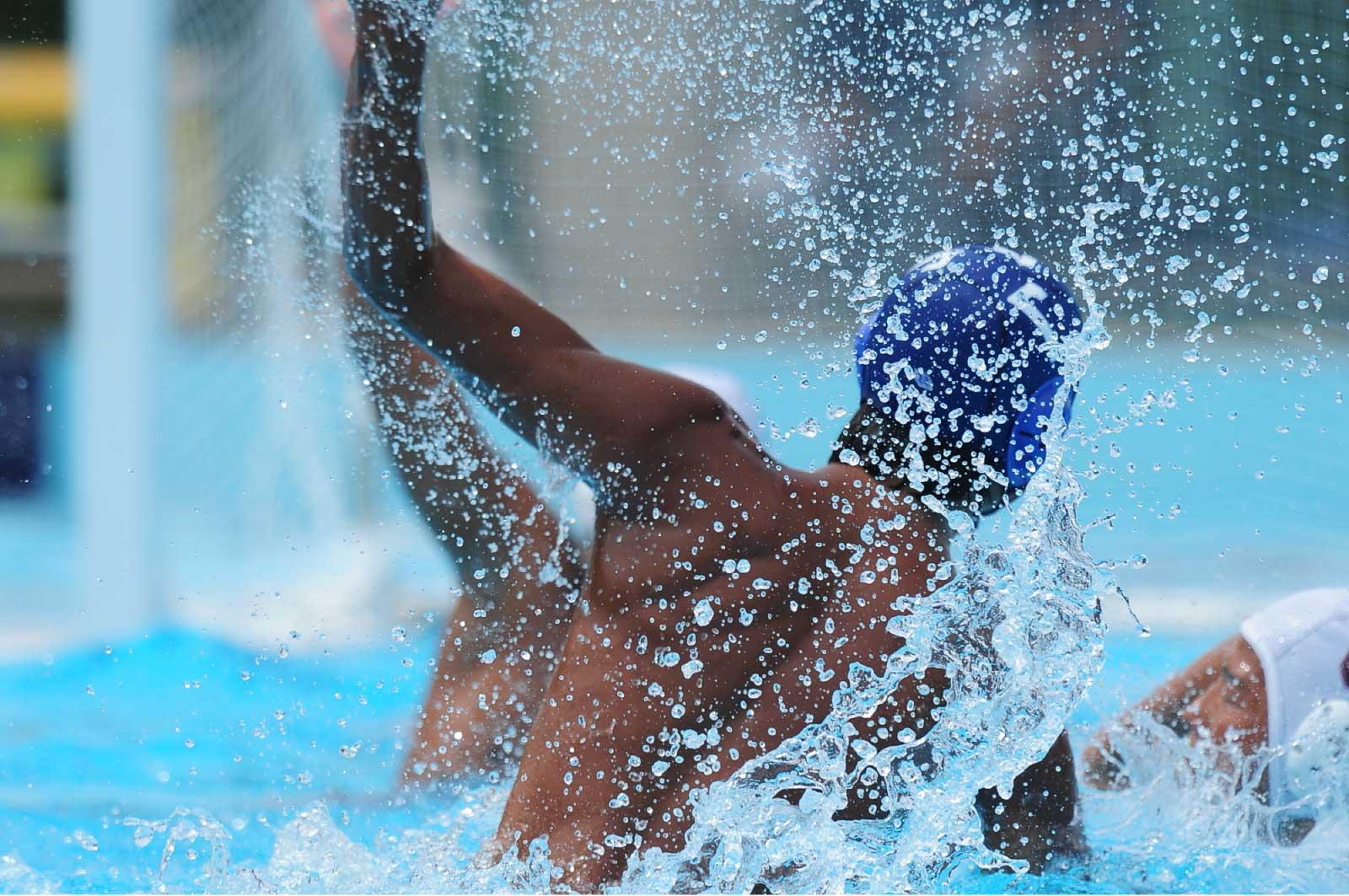 水球の選手