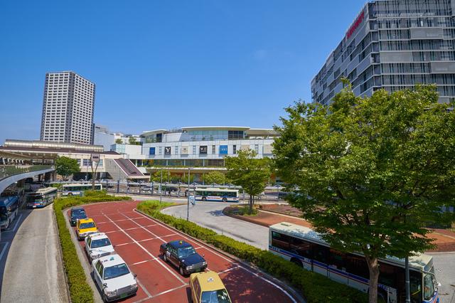 神奈川の街って、外国人の多い港町