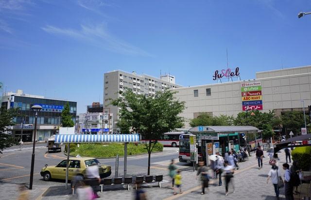 住宅街もあって、オフィス街もある川崎
