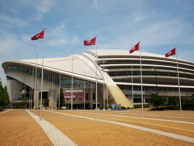 ノエビアスタジアム神戸(御崎公園球技場)