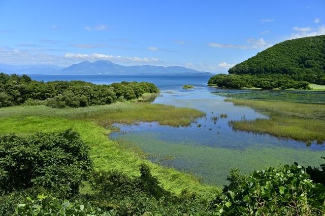 猪苗代湖(郡山)