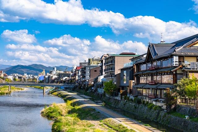 京都での生活を満喫