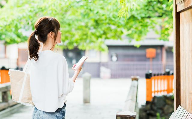 京都が大好きになって、よく訪れるようになった