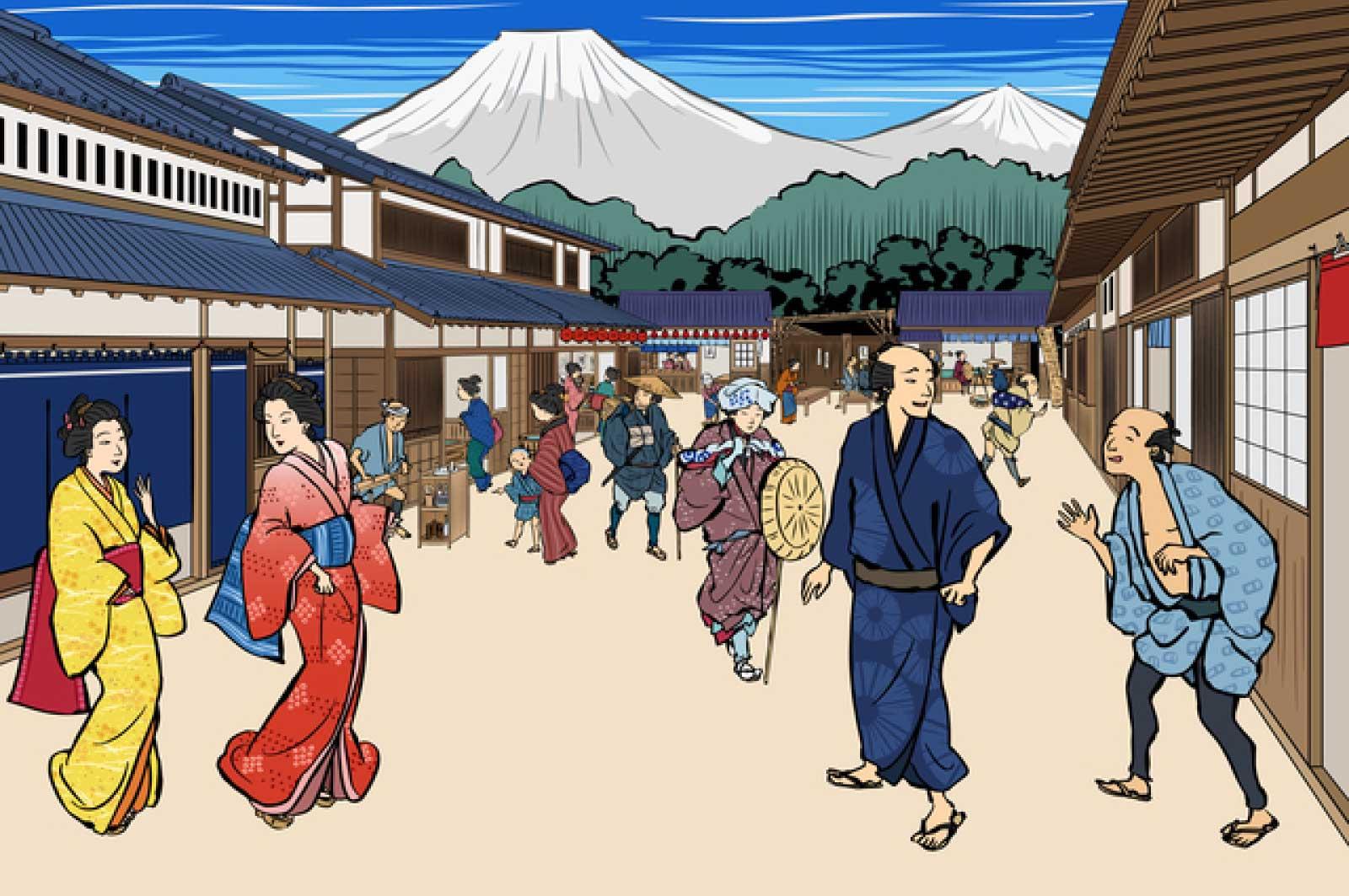京都では江戸時代から唐辛子の産地として有名