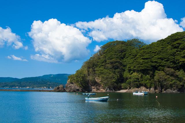 田代島は離島