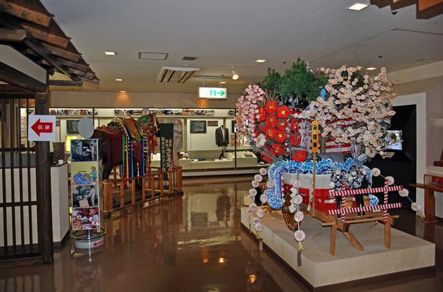 岩手の伝統工芸に関する博物館・即売所を兼ね備えた体験施設