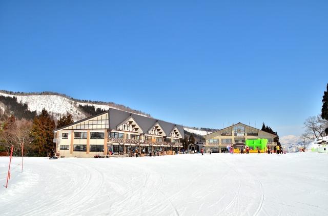 野沢温泉スキー場に来てみて