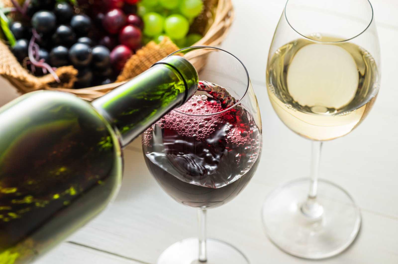 ワインやシードルといった果実酒