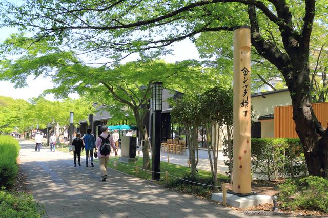 金シャチ横丁(宗春ゾーン)