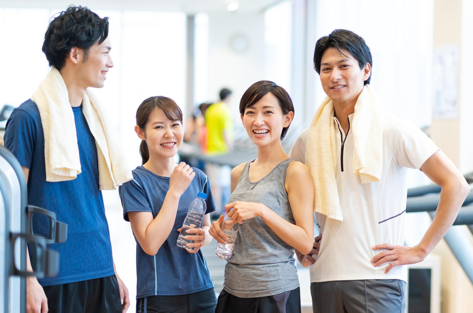 社会人スポーツサークル(大井町)