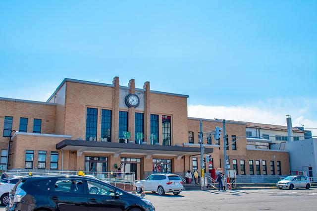 小樽駅&サンポート