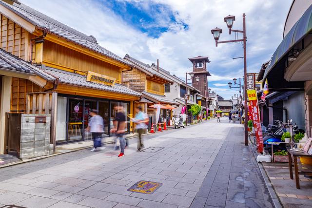 埼玉に行くなら川越にある「小江戸町」に行ってみる