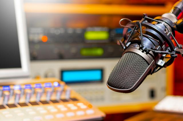 ラジオ番組、『円都通信』