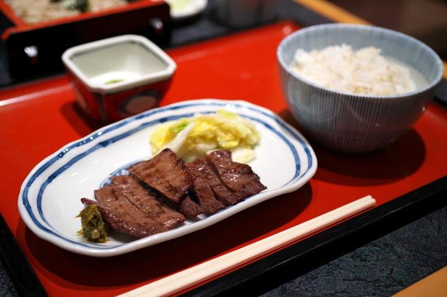 牛タンが仙台の名物