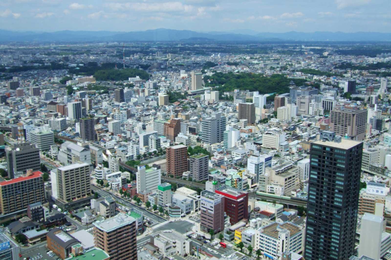 静岡は全国で一番平均的な県民性