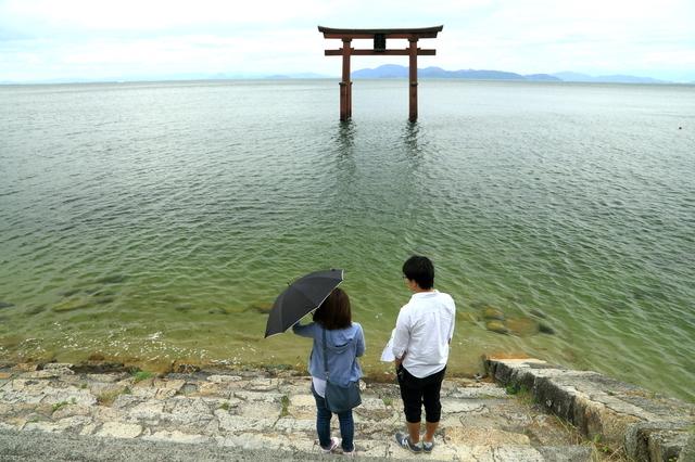 日本一大きな湖