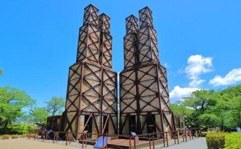 静岡の世界遺産「韮山反射炉」