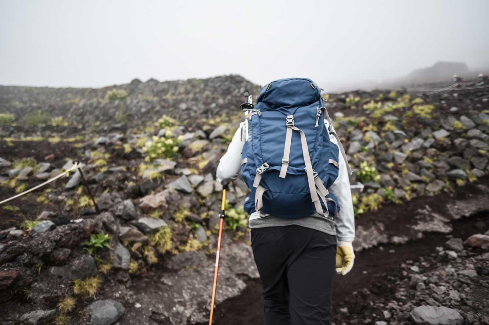 山登りをはじめ様々な自然スポットを訪れるのが人生の楽しみ