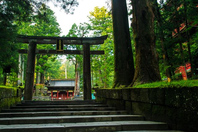 日光山は、古代から修験道の霊場となっていました