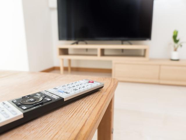 テレビに影響される