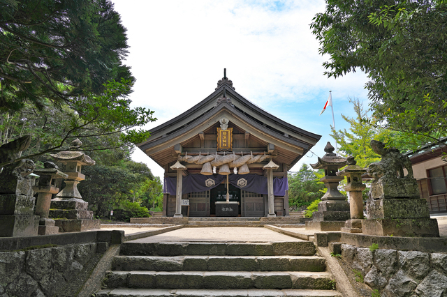 白兎神社(鳥取)