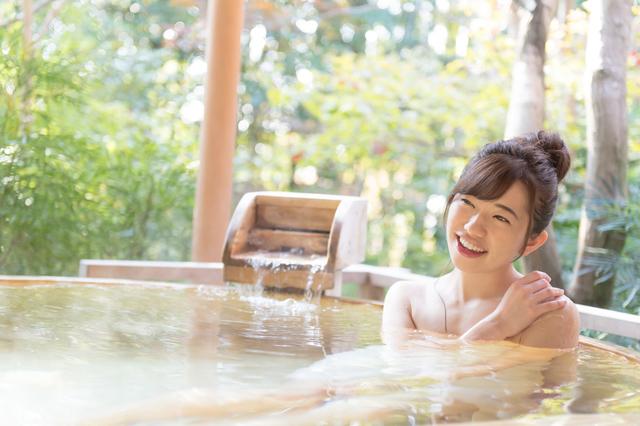 地に湧く源泉は、かの有名な小野小町も愛していた