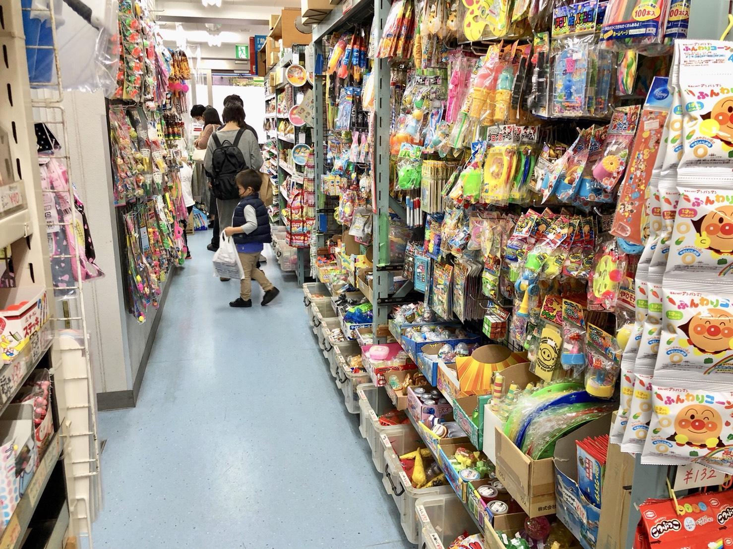 錦糸町・エワタリの店内