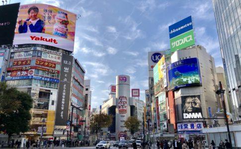 渋谷駅前(109)
