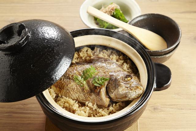 鯛めし(炊き込み)