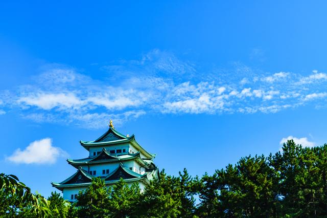 愛知と言えば名古屋城