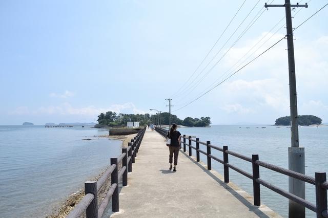 佐久島観光