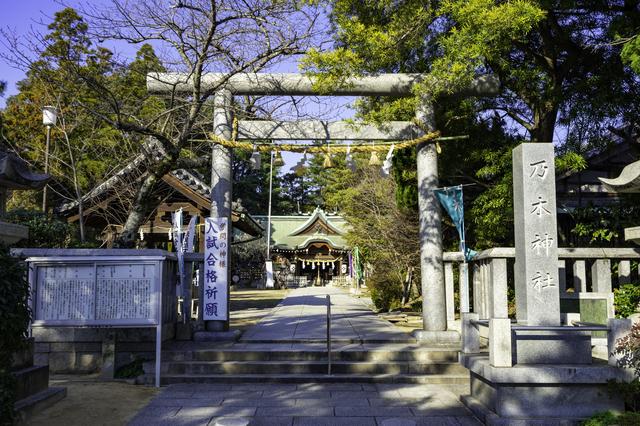 下関・乃木神社