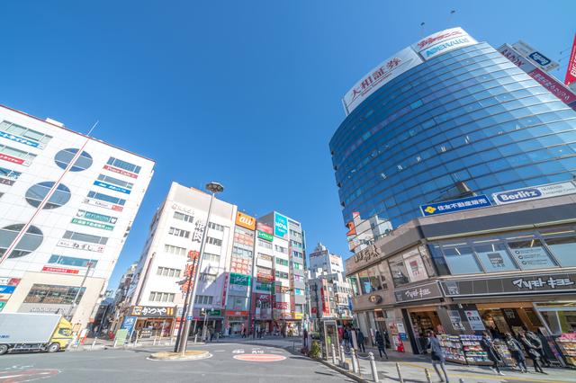 赤羽駅前東口